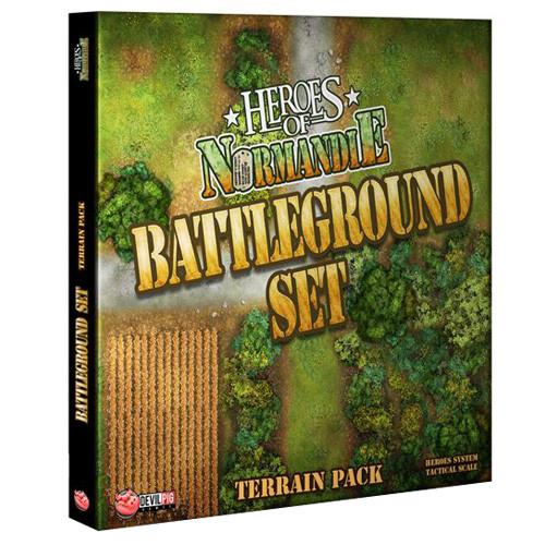 Heroes of Normandie: Battleground Set Terrain Pack