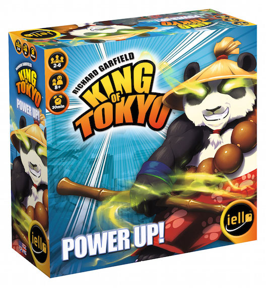 King of Tokyo (2nd Edition): Power Up