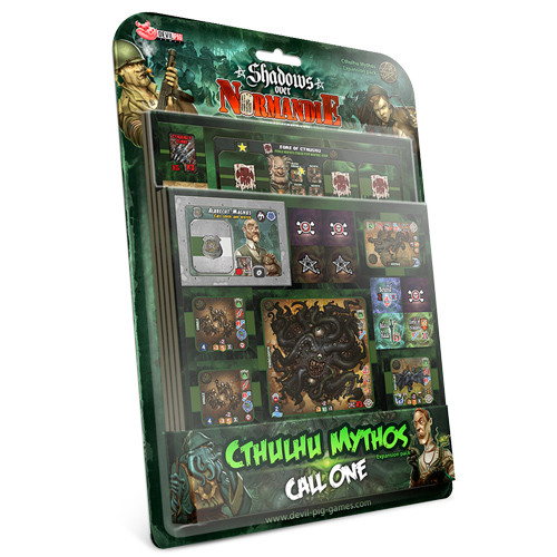 Shadows Over Normandie: Cthulhu Mythos Call #1 Expansion
