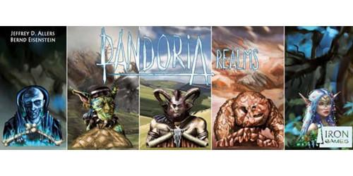 Pandoria: Realms Expansion