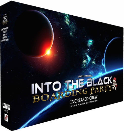 Into the Black: Boarding Party - Increased Crew Expansion