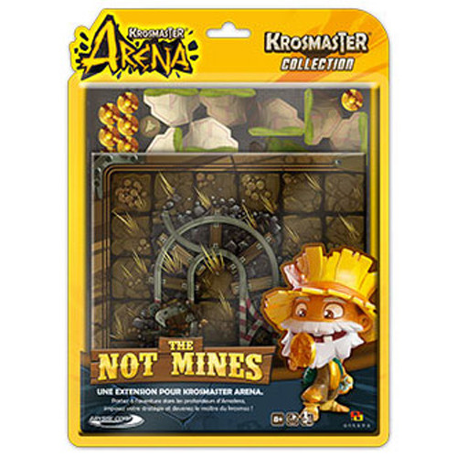 Krosmaster: Arena - The Not Mines Expansion