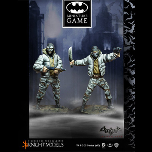 Batman Miniatures Game: Penguin's Thugs II (2)