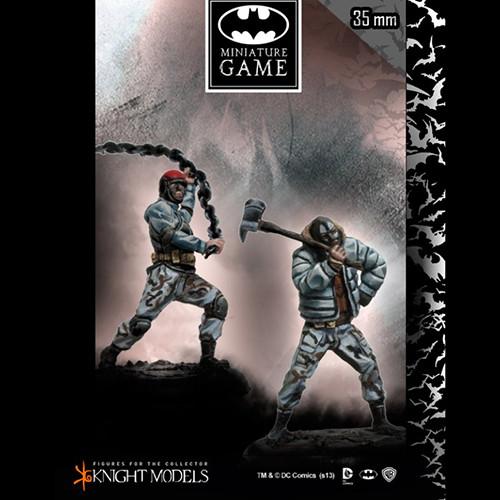Batman Miniatures Game: Penguin's Thugs Set III (2)