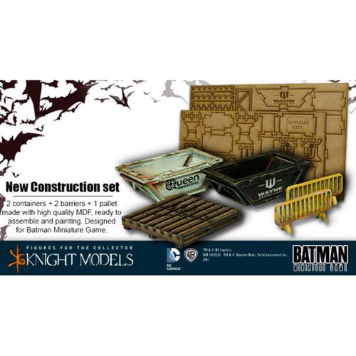Batman Miniatures Game: Construction Set 1
