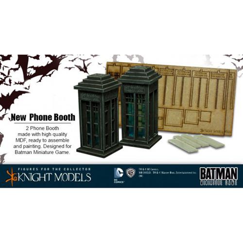 Batman Miniatures Game: Phone Booth