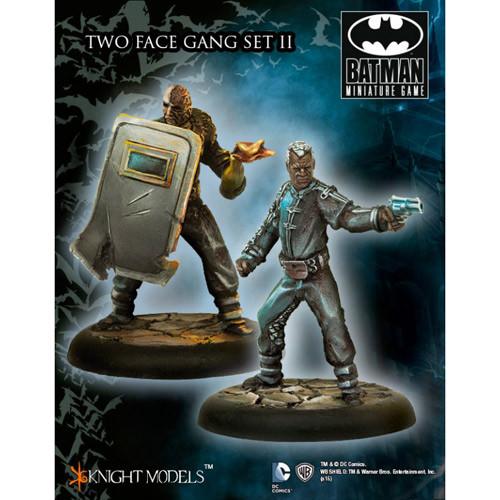 Batman Miniatures Game: Two Face Gang Set II (2)