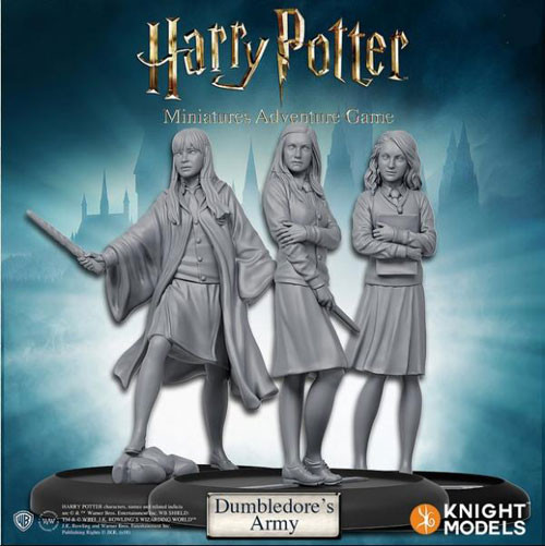 Harry Potter Miniatures Game: Dumbledore's Army Pack