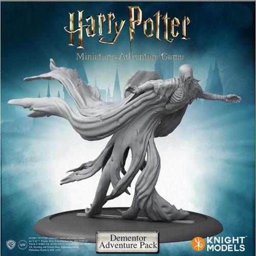Harry Potter Miniatures Game: Dementor Adventure Pack