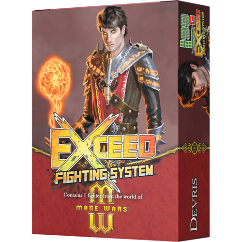Exceed: Mage Wars - Devris Expansion
