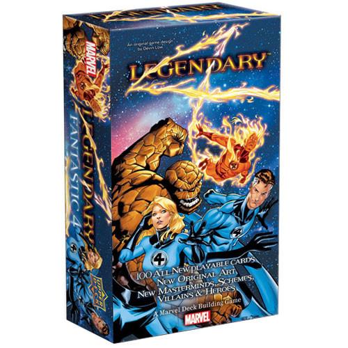 Legendary: Marvel Deck Building Game - Fantastic Four Expansion