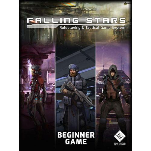 Falling Stars RPG: Beginner Game