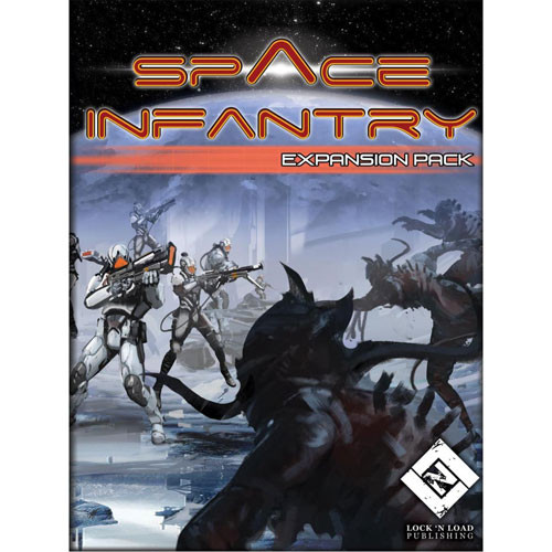 Space Infantry Expansion Pack