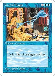 Control Magic - 4th Edition