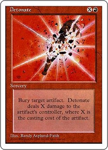 Detonate - 4th Edition