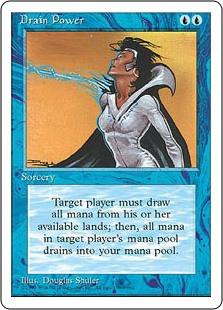 Drain Power - 4th Edition