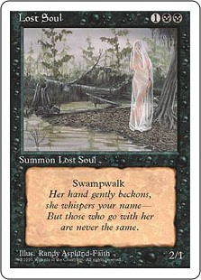 Lost Soul - 4th Edition