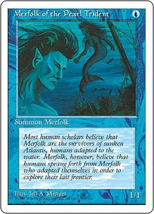 Merfolk of the Pearl Trident - 4th Edition