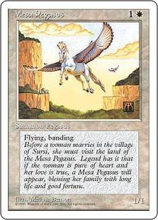 Mesa Pegasus - 4th Edition