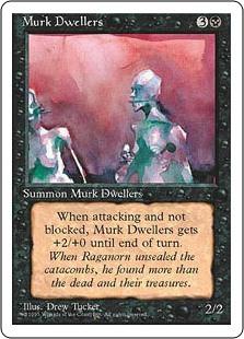Murk Dwellers - 4th Edition
