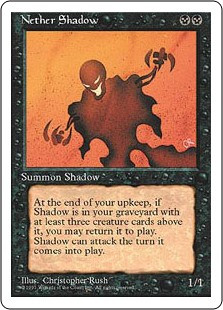 Nether Shadow - 4th Edition