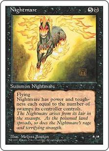 Nightmare - 4th Edition