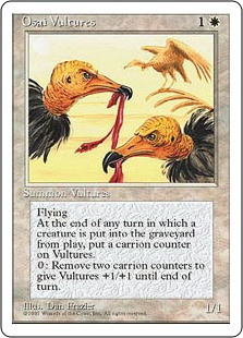 Osai Vultures - 4th Edition