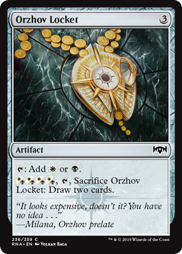 Magic The Gathering Orzhov Locket Ravnica Allegiance Magic The Gathering Miniature Market The mod's specialty is lore posting and sometimes fanfic writing. miniature market