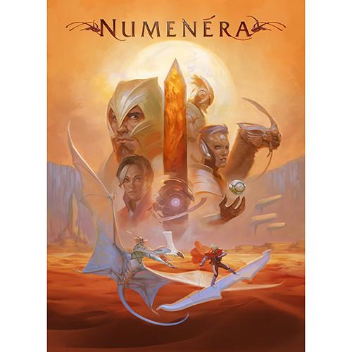 Numenera RPG: Core Book