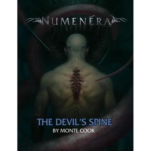 Numenera RPG: The Devil's Spine