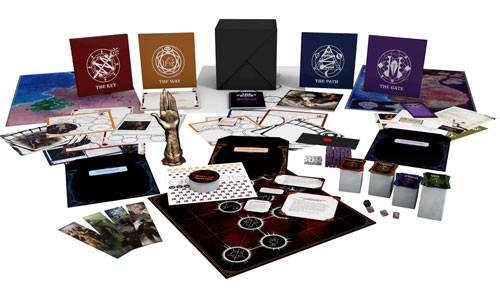 Invisible Sun RPG: The Black Cube