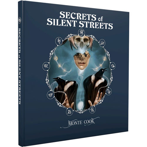 Invisible Sun RPG: Secrets of Silent Streets (Hardcover)