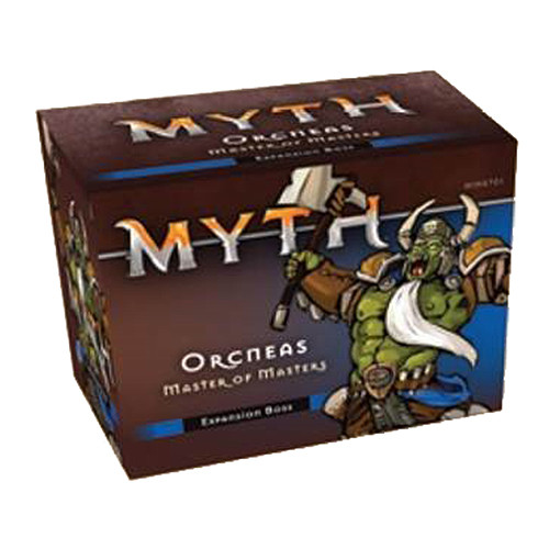Myth: Orcneas, Master of Masters Boss Expansion