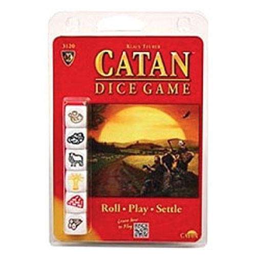 Catan Dice Game: Clamshell Edition
