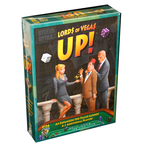 Lords of Vegas - UP! Expansion