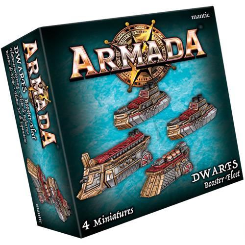 Armada: Dwarf - Booster Fleet