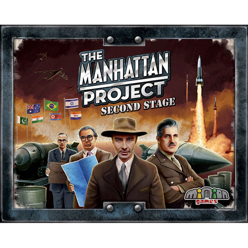The Manhattan Project: Second Stage Expansion