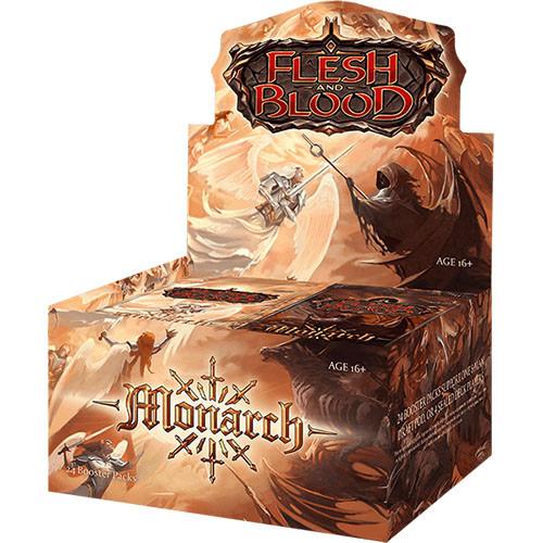 Flesh & Blood TCG: Monarch - Booster Box (24) (1st Edition)