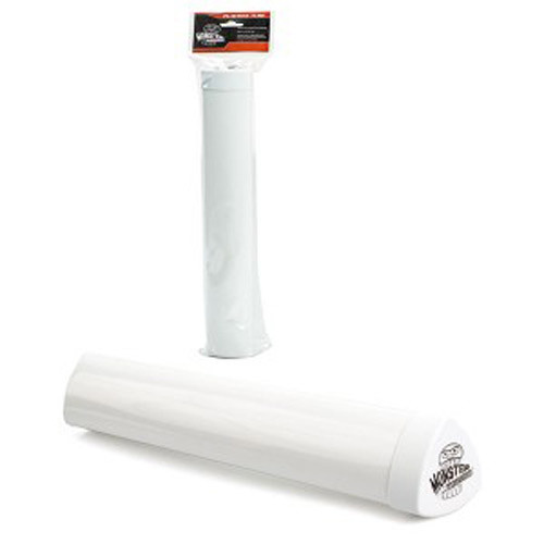 Monster Protectors Prism Playmat Tube: Opaque White w/ White Cap