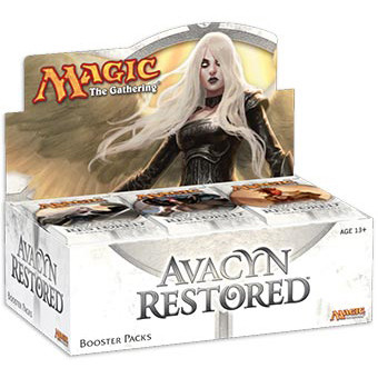 Magic The Gathering - Avacyn Restored  Booster Box (36)