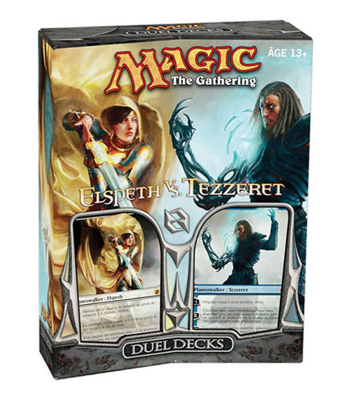 Magic The Gathering - Elspeth vs. Tezzeret Duel Deck