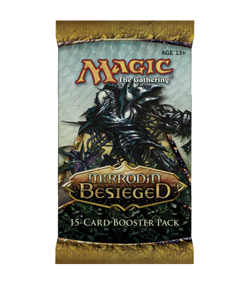 Magic The Gathering - Mirrodin Besieged Booster Pack