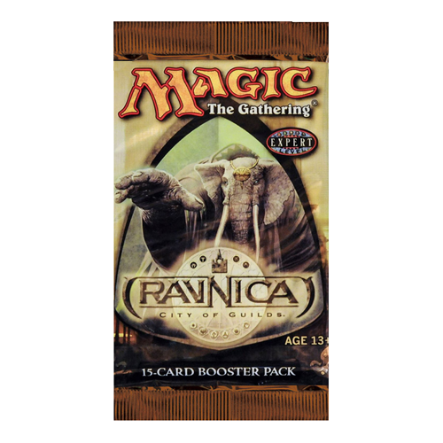 Magic The Gathering Ravnica City of Guilds Booster Pack