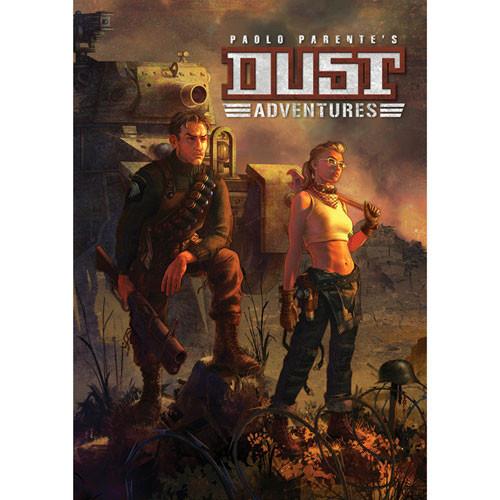 Dust Adventures RPG: Core Rulebook (Hardcover)