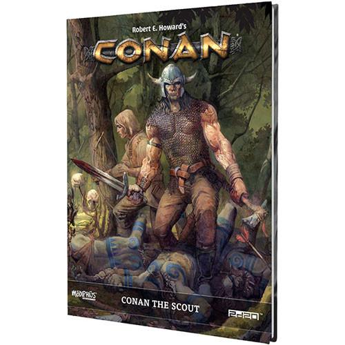 Conan RPG: Conan the Scout