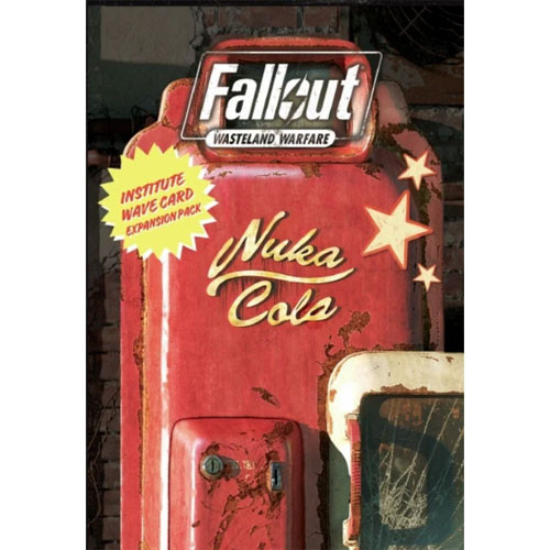 Fallout: Wasteland Warfare - Institute Wave Card Pack