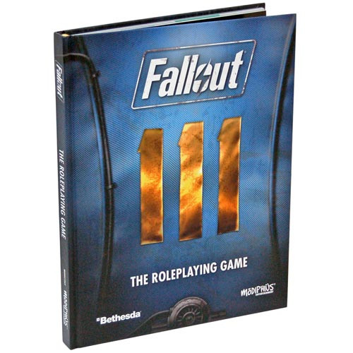 Fallout RPG: Core Rulebook (Hardcover)