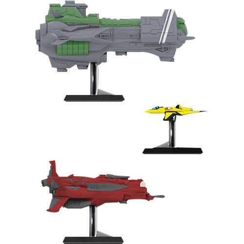 Starfinder RPG Miniatures: Pact Worlds Fleet Set #1