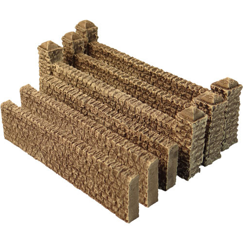 Novus Design: Medium Stone Walls (6)