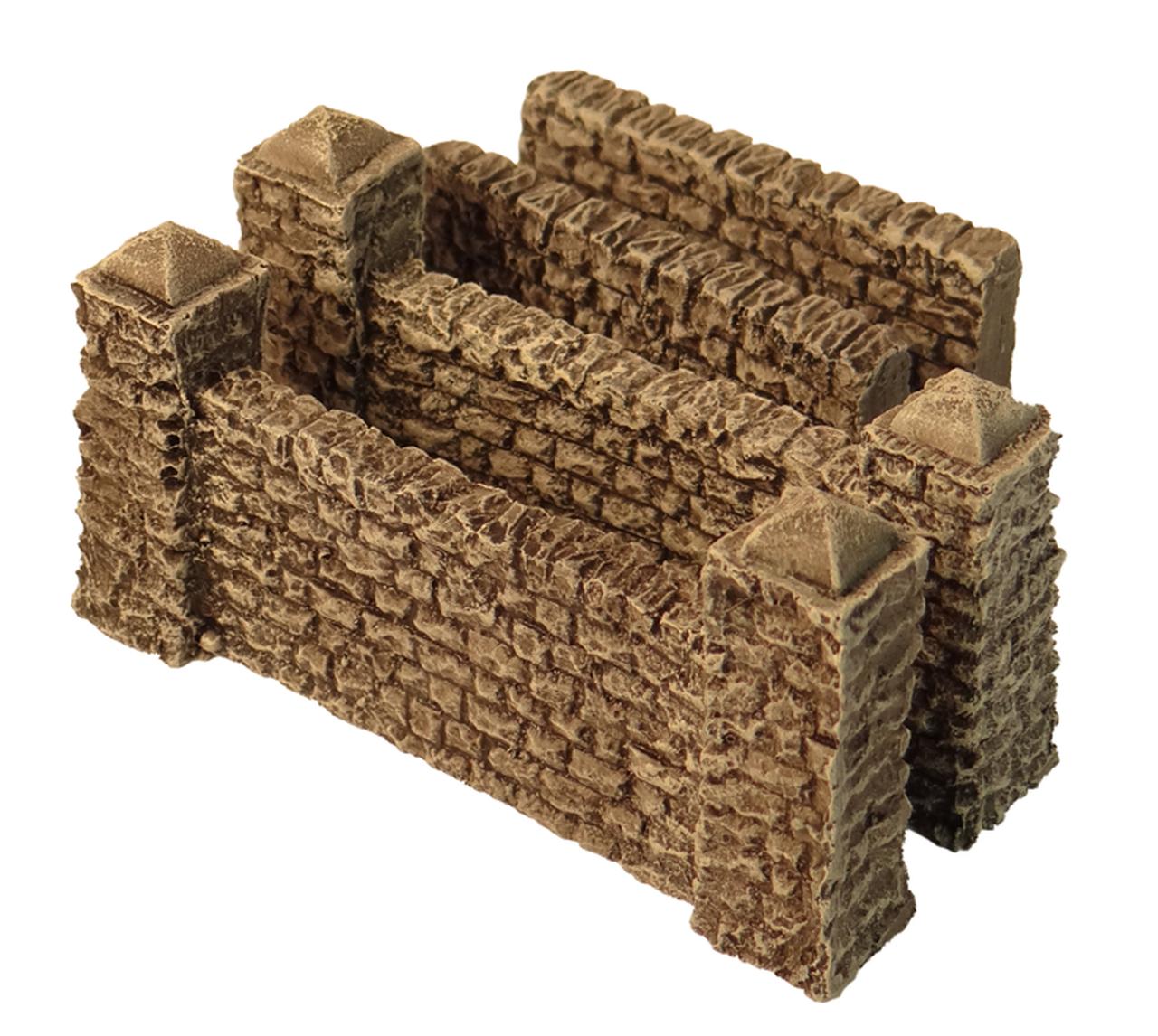 Novus Design: Small Stone Walls (6)
